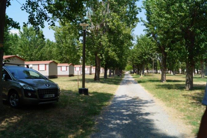 Camping la plage de saint aygulf 4 saint aygulf - Les jardins de villepey saint aygulf ...