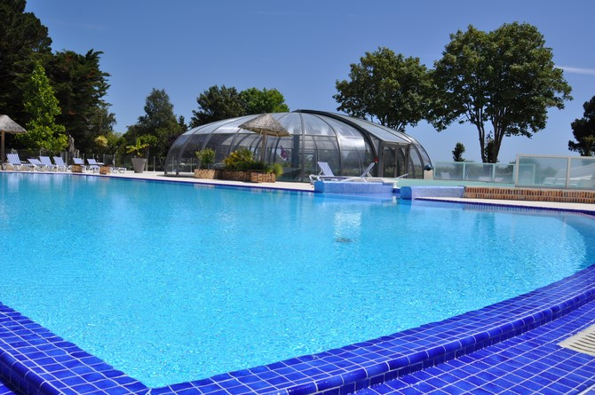 Airotel Camping Les Raguenes Plage 4*