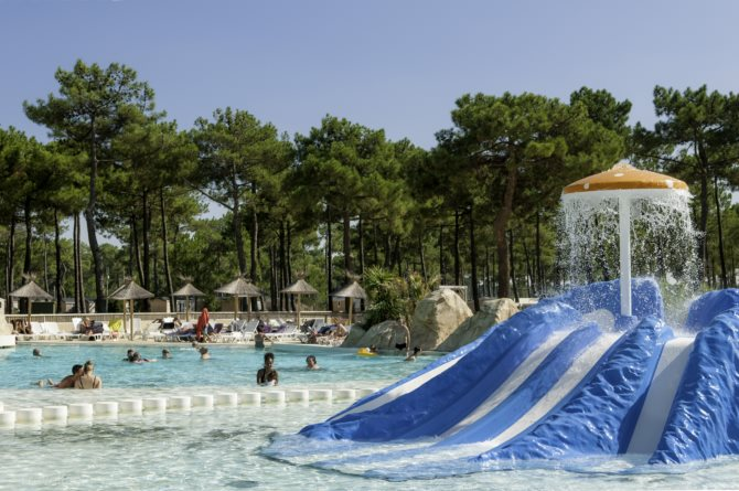 Camping Sunissim Atlantic Club Montalivet. 5* Tohapi (L)
