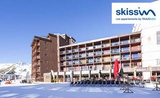 Skissim Classic - Résidence L'Aiguille Rouge & Lanchette
