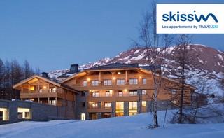 Skissim Premium - Résidence L'Alpenrose 4* Alpe d'Huez