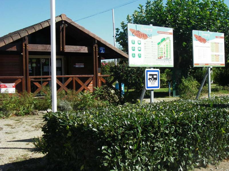 Camping Le Cheyenne ***