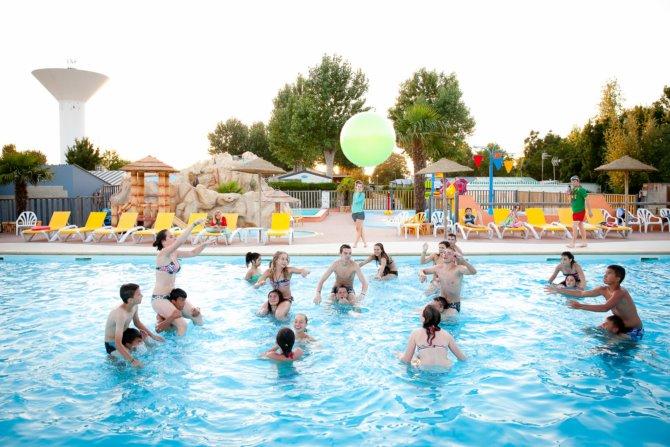 Camping bel air 4 l aiguillon sur mer - Camping proche puy du fou avec piscine ...