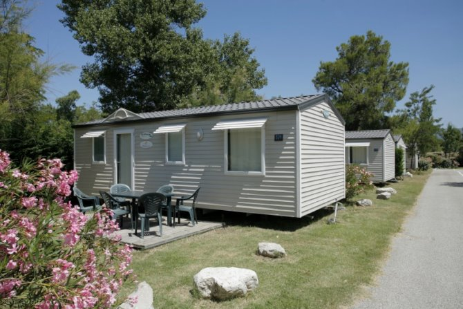 Camping Le Domaine des Iscles 4*