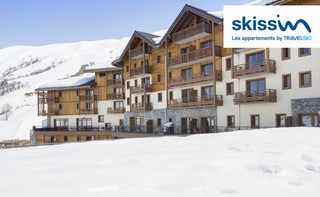 Skissim Premium - Résidence le Coeur des Loges 4* Les Menuires