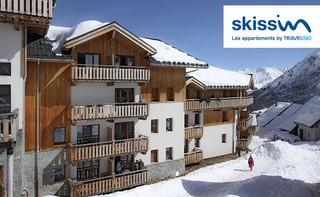 Skissim Select - Résidence Les Bergers Saint Sorlin d'Arves