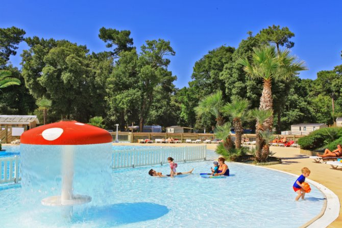 Camping Le Logis 3*