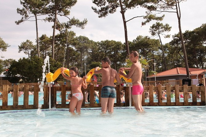 Camping Plage Sud ***