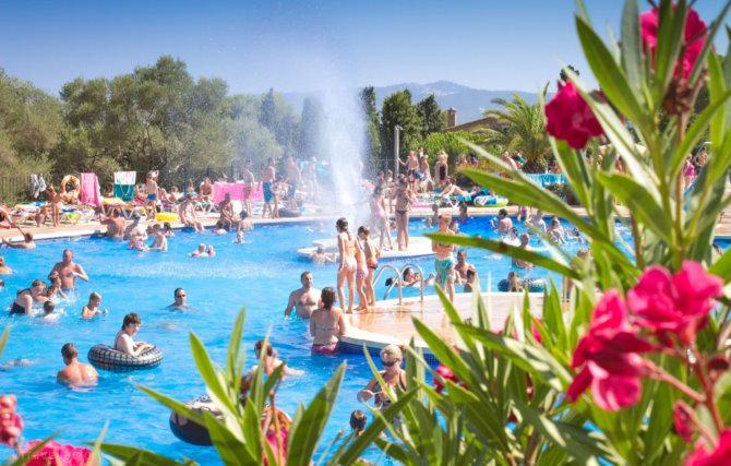 Camping Castell Montgri I