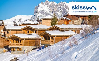 Skissim Select - Chalets Le Grand Panorama 2 3* Valmeinier