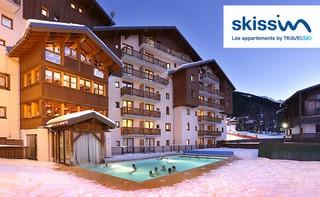 Skissim Select - Résidence La Turra 3* Valfréjus
