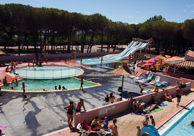 Camping Le Castellas Plein Air Vacances