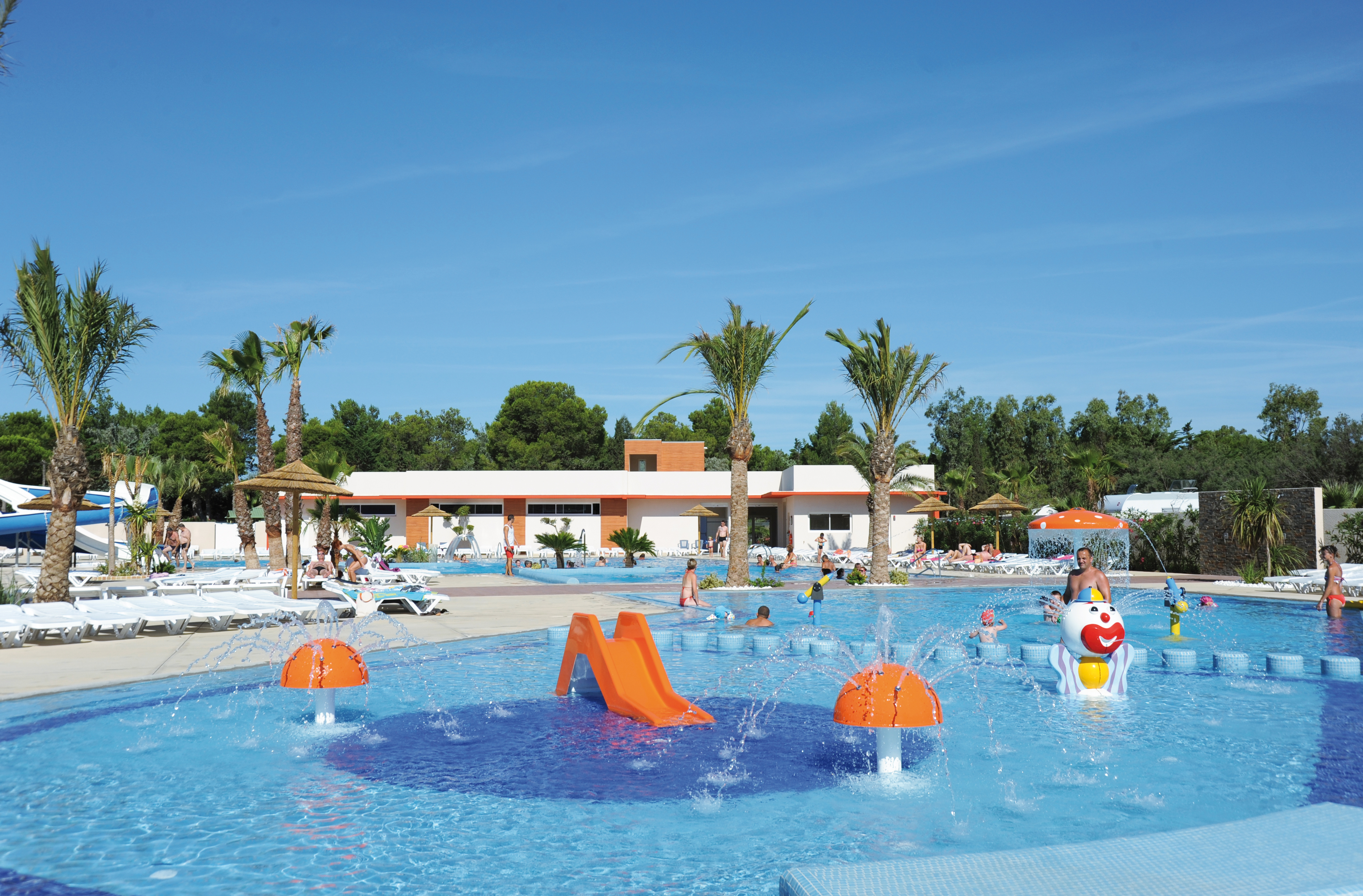 Camping Oasis 3*