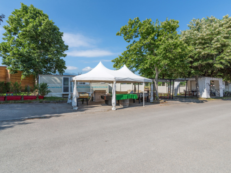 Camping Le Pré Cathare 3*