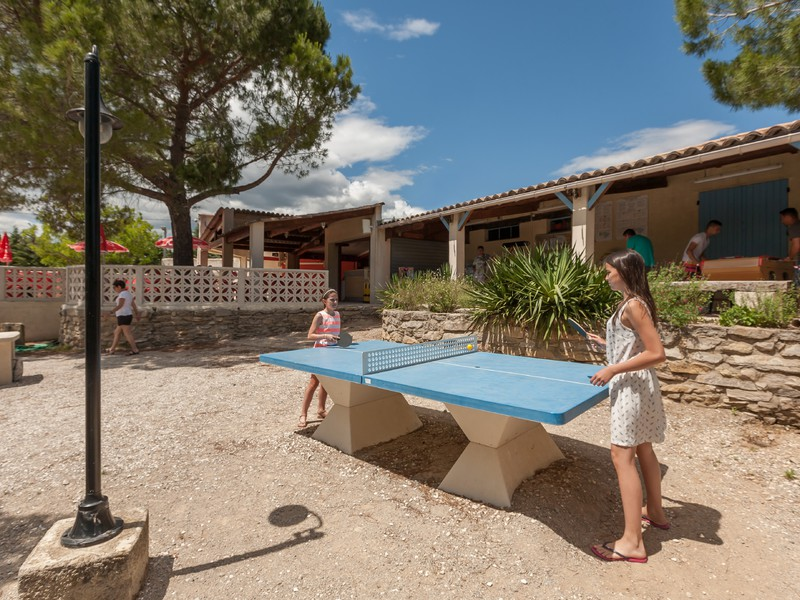 Camping Les Amandiers 4*