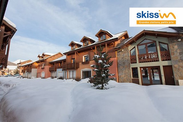 Skissim Select Residence Les Chalets Du Jardin Alpin A Serre