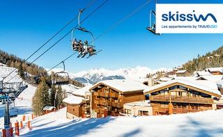Skissim Premium - Résidence Les Chalets d'Edelweiss 4* Plagne 1800