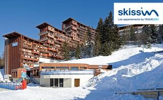 Skissim Premium - Résidence Le Roc Belle Face 4* Les Arcs 1600