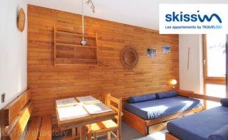 Skissim Select - Résidence Saint Jacques Plagne Bellecôte