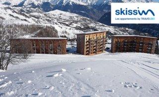 Skissim Classic - Résidence les Pistes. Le Corbier