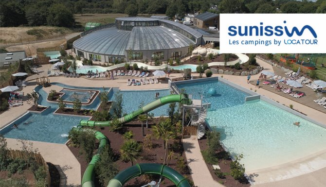 Camping Sunissim Le Domaine d'Inly 5*
