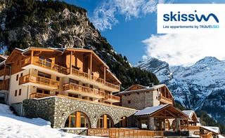 Skissim Premium - Résidence Les Hauts de la Vanoise 4* Pralognan la Vanoise