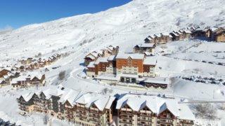 Village Vacances VVF Les terrasses de Maurienne Valmeinier