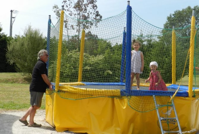 Camping Le Rivage 4*