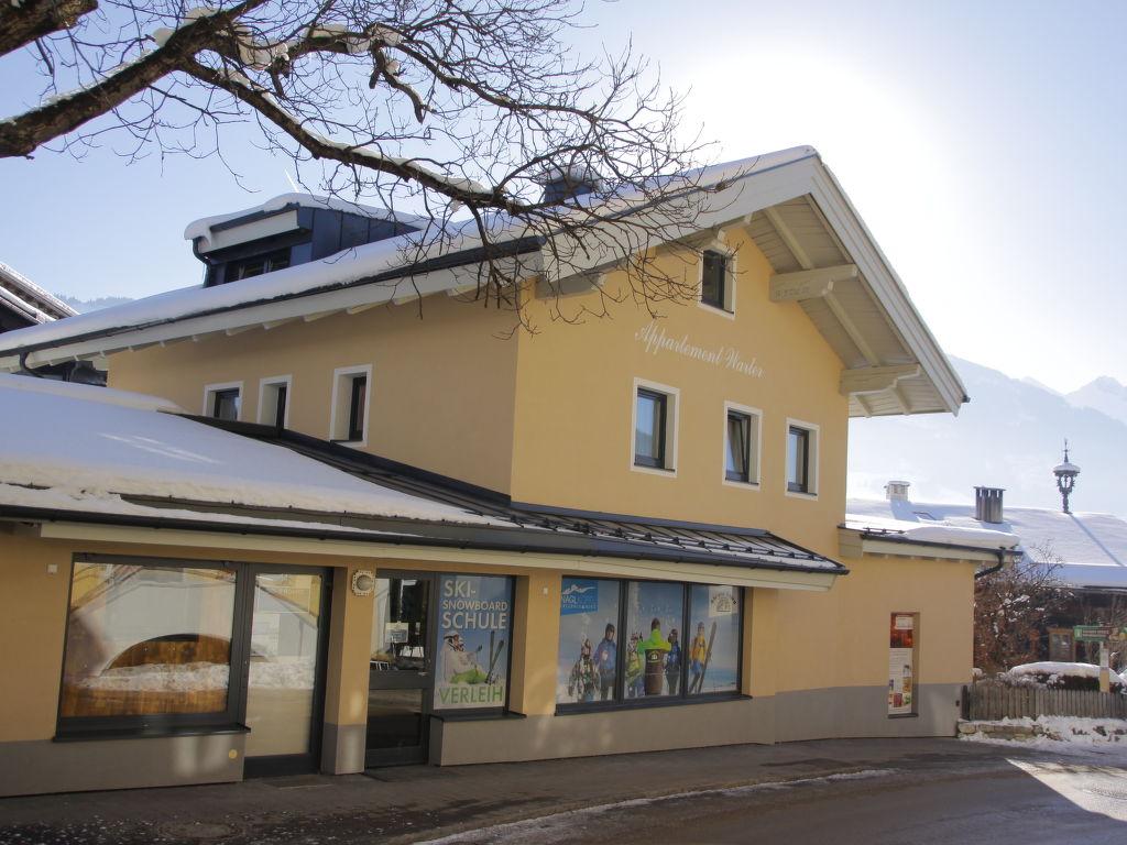 Chalet Kaufhaus Warther