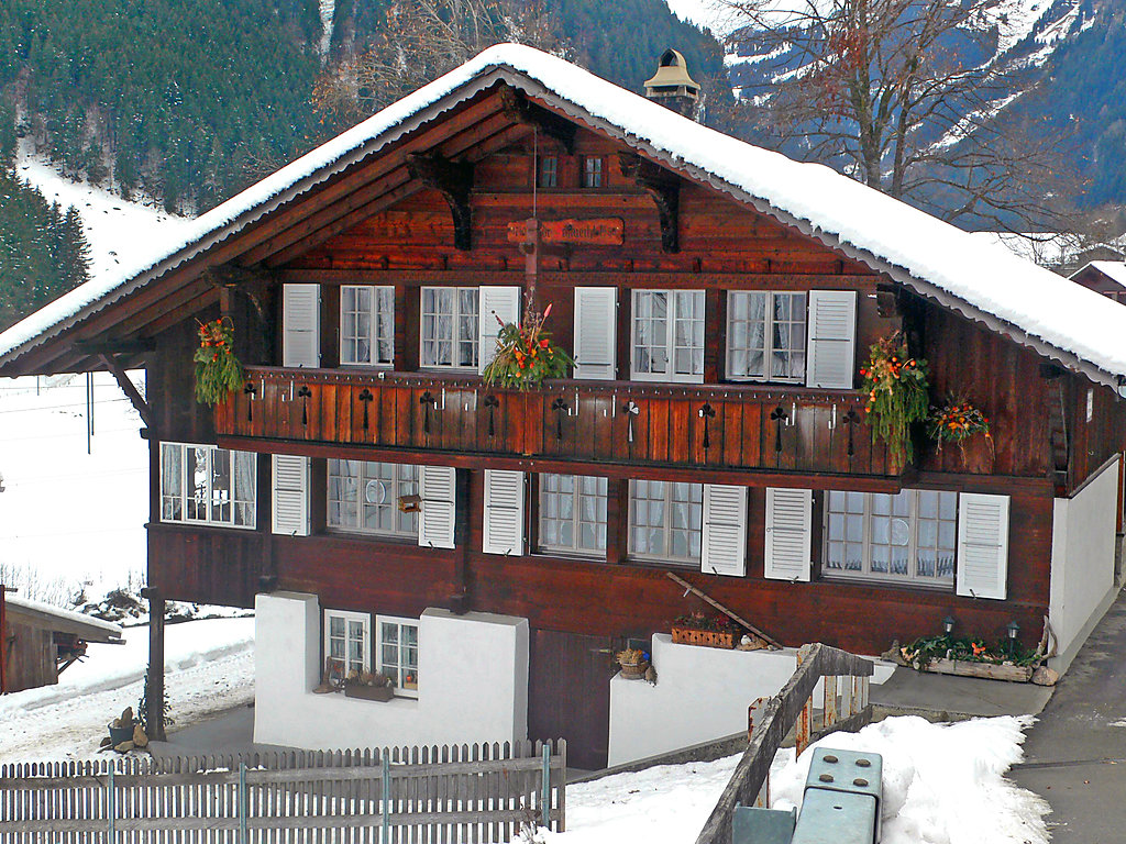 Appartement Chalet In dr Schluecht