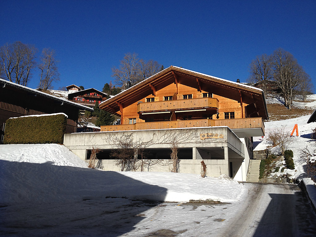 Appartement Chalet am Reeti