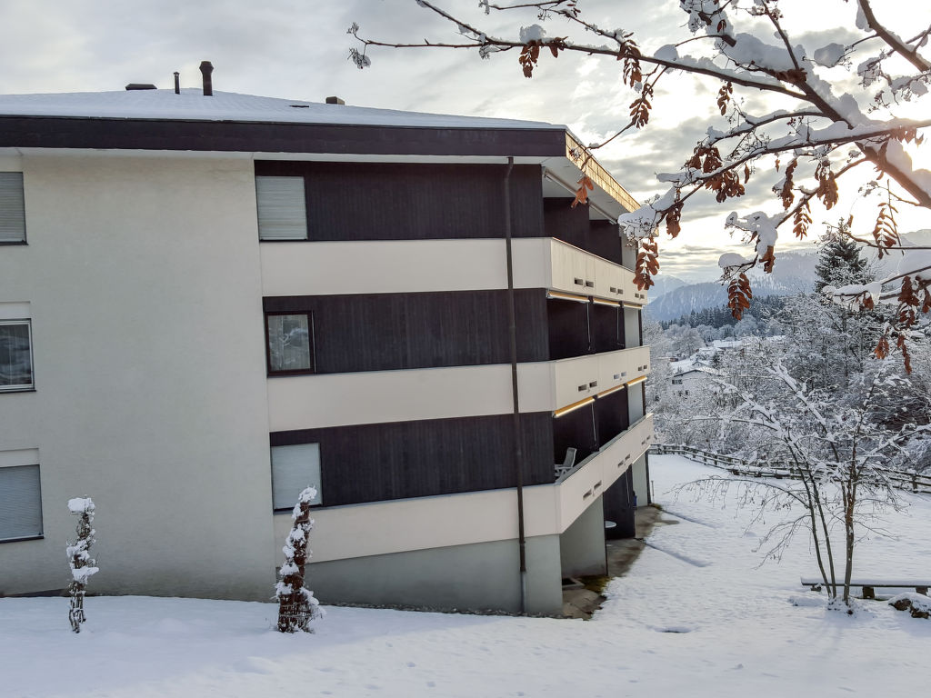 Appartement Residenza Quadra
