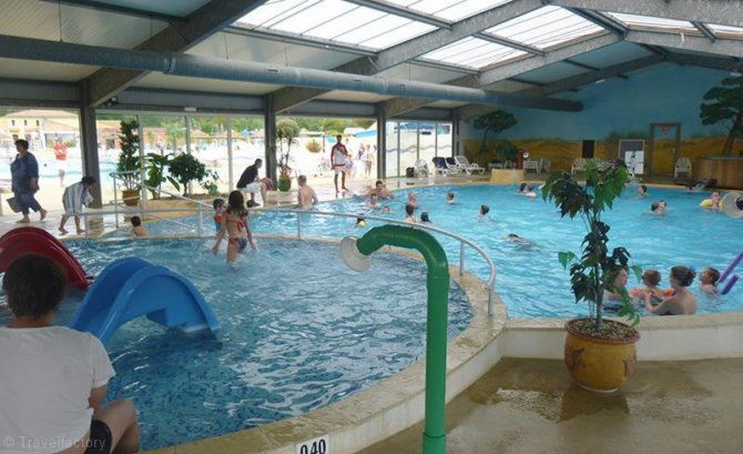 Camping Les Charmettes 4*