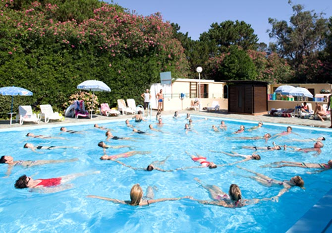 Camping Domaine d'Anghione **