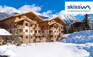 Skissim Premium Résidence Le Hameau du Rocher Blanc 4* Serre Chevalier 1350 - Chantemerle