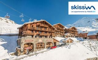 Skissim Premium - Résidence Les Chalets de Rosaël 3* Val Thorens