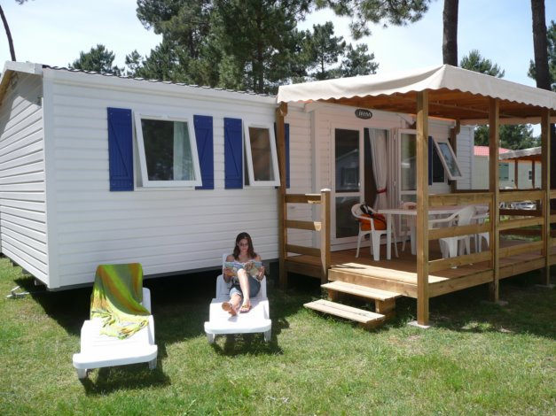 Camping Sunissim Le Curty's. 4*