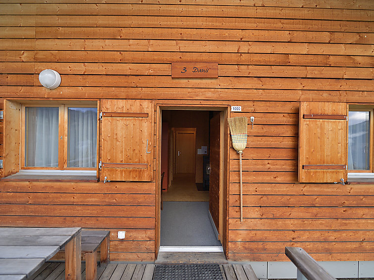 Appartement Komfort Aclas Maiensäss Resort